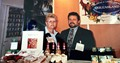 David & Karen DePaoli in front of Austchilli products in 1996